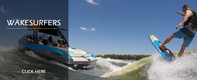 Wake Surfers and Shop For Wakesurfers and Wakesurfing Equipment
